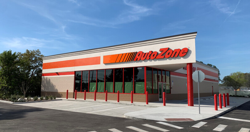 Just Listed! AutoZone NNN Ground Lease in Largo (Tampa), Florida