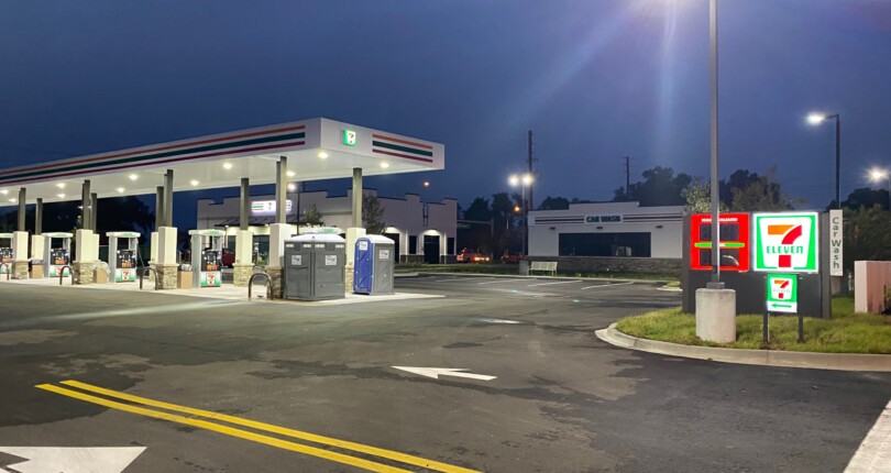 Just Closed! 7-Eleven 15 Year NNN Fee Simple Lease