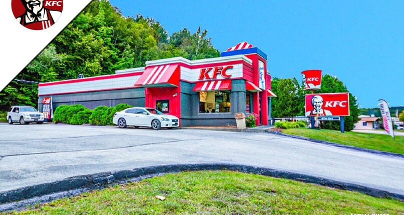 Available! Essential Tenant | KFC NNN Lease | Barre, Vermont