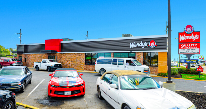 Available! Wendy's 20 Year NNN Lease in West Monroe, Louisiana