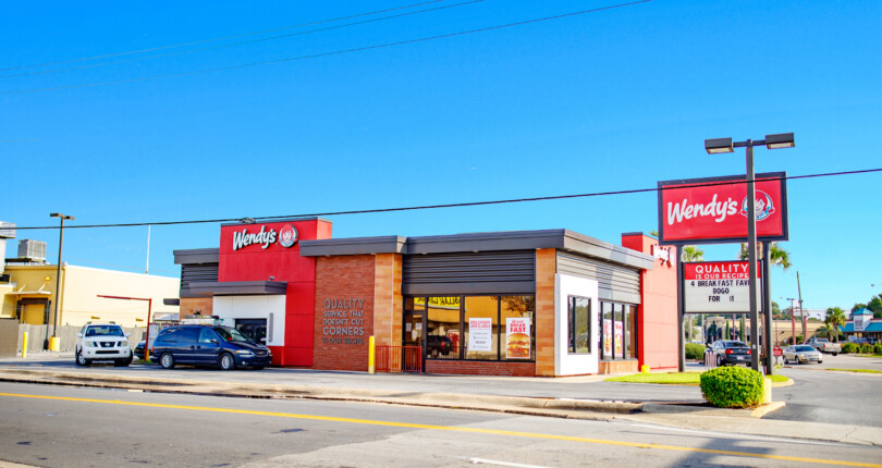 Just Closed! Wendy's in Fort Walton Beach, Florida