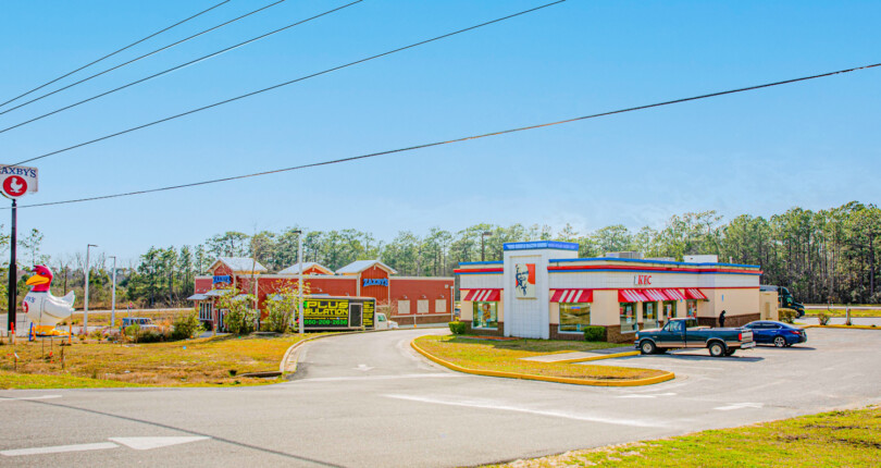 Just Listed! KFC NNN Lease in Defuniak Springs, Florida