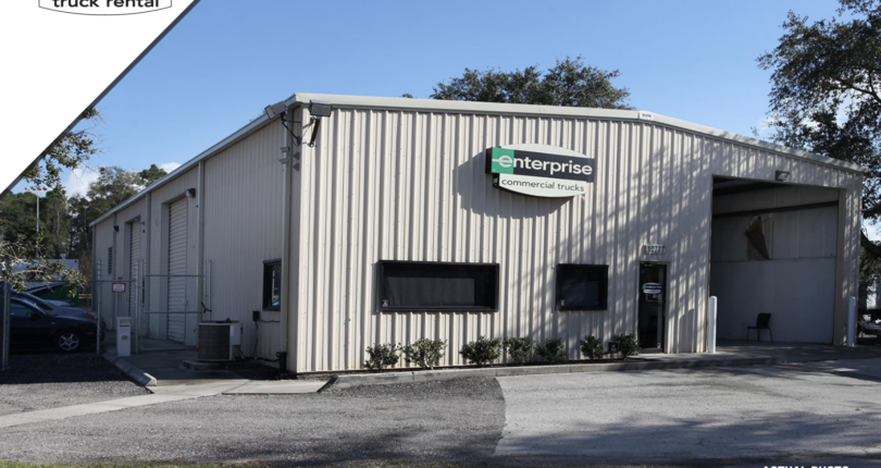 Just Listed! Enterprise Car and Truck Rental Portfolio in Jacksonville, Florida
