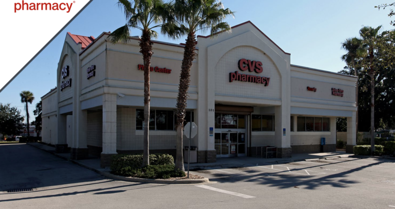 Just Listed! CVS Pharmacy in Daytona Beach, Florida