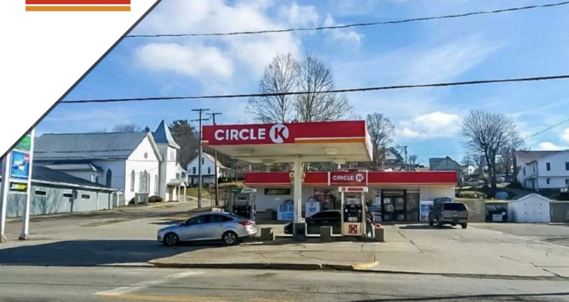 Just Closed! Circle K Gas and Convenience Store in Scio, Ohio
