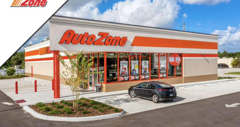 Just Listed! Autozone in Pinellas Park, Florida!