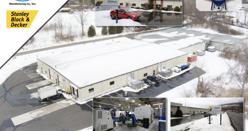 Just Listed! TOG Manufacturing in North Adams, MA!