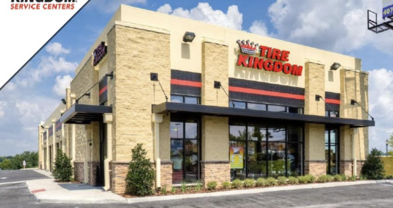 Just Closed! Tire Kingdom in Bradenton (Tampa), Florida