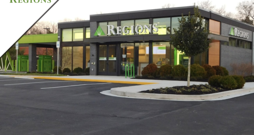 Just Listed! Regions Bank Ground Lease in Orlando, Florida