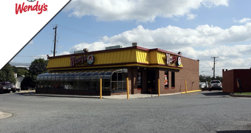 Fast Food Friday! Newly Listed Wendy's in Hyattsville, Maryland (D.C. Metro)