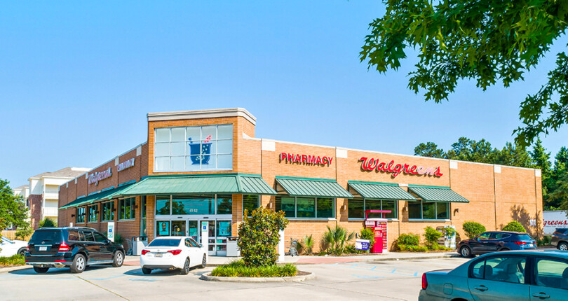 All Cash 30 Day Closing: Walgreens in Slidell, LA