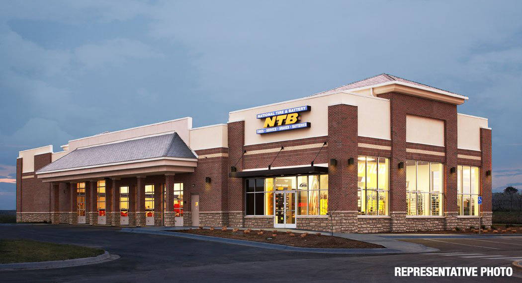 Ntb National Tire And Battery Nnn Absolute Net Lease The