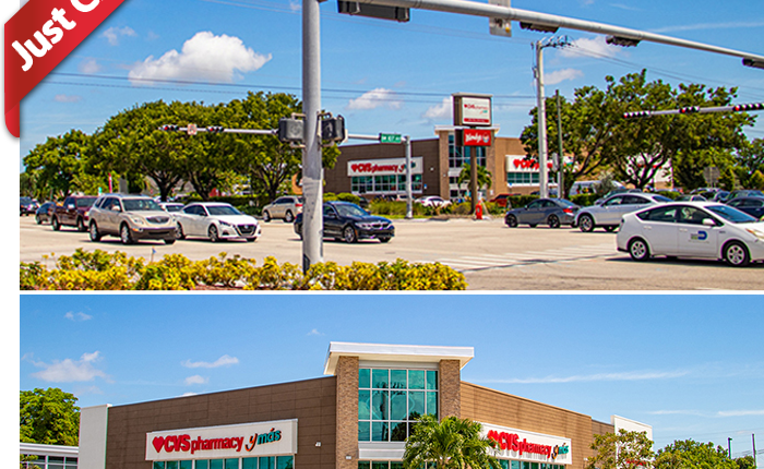 Marcus & Millichap Brokers $16M Sale of Retail Property in Miami Net-Leased to CVS
