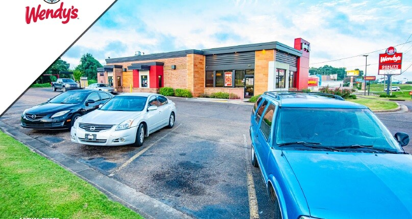 Just Listed! Wendy's 20 Year NNN Lease | Mississippi College Campus Location