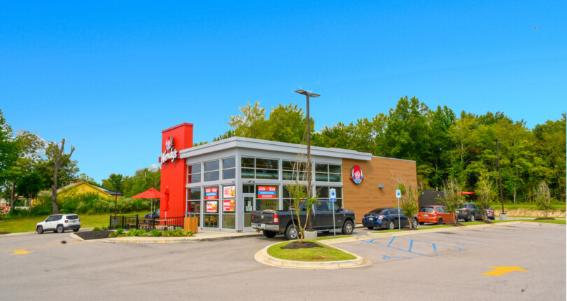 Just Listed! New Construction Wendy's in Tennessee
