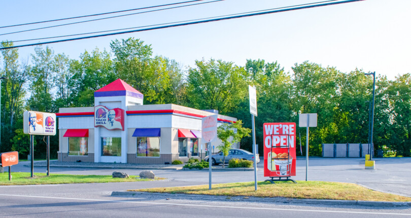 Taco Tuesday! Taco Bell/KFC NNN Lease in Saint Albans, Vermont