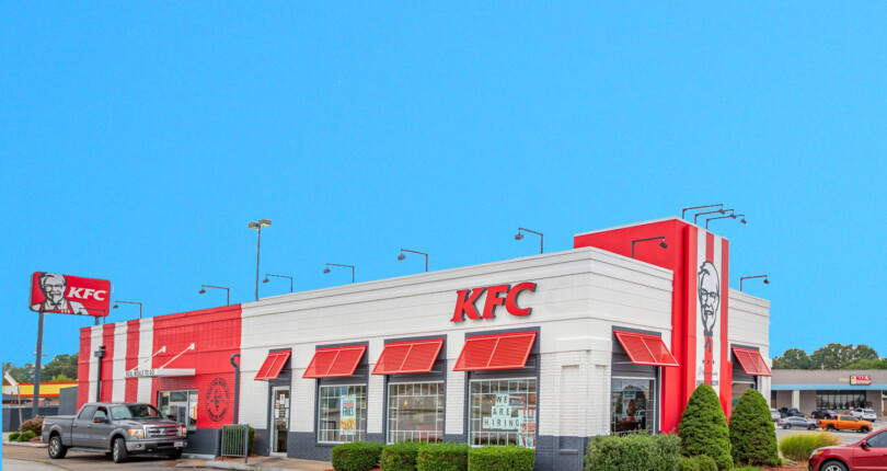 Just Listed! KFC 15 Year NNN Lease | Berryville, AR | Near Tyson Foods $137M Packing Plant