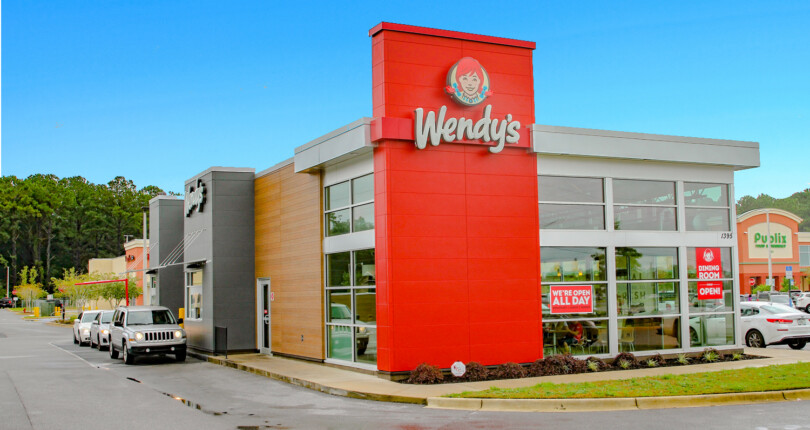 Just Listed! Wendy's in Crestview, Florida  Price: $3,595,178  Cap Rate: 4.65