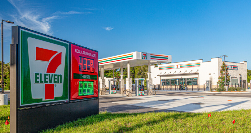 Available for 2020 Close! New Construction 7-Eleven in Fort Pierce, Florida
