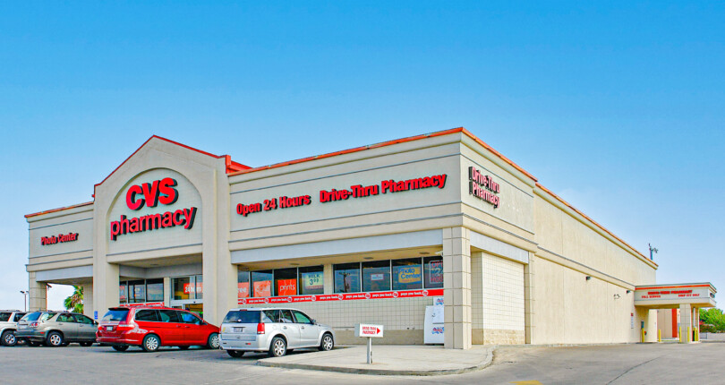 Just Closed: CVS in Texas!