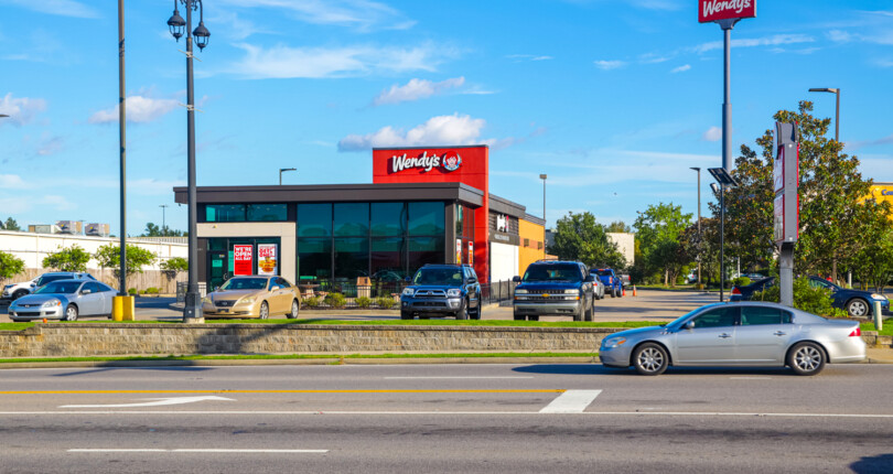 Just Closed! Wendy's in D'Iberville, MS