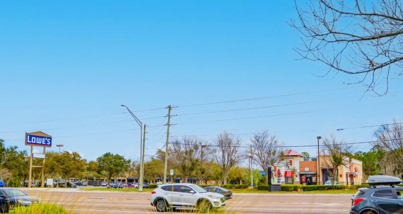 Just Listed! KFC Restaurant with Drive Thru in New Port Richey, Florida