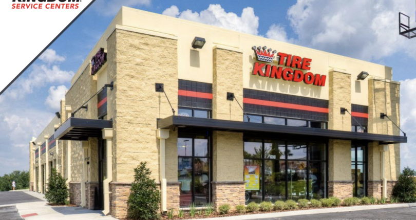 Just Listed! New Construction Tire Kingdom in Hollywood, Florida!