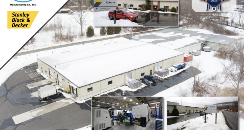 Just Listed! Tog Manufacturing Single Tenant Industrial in North Adams, MA