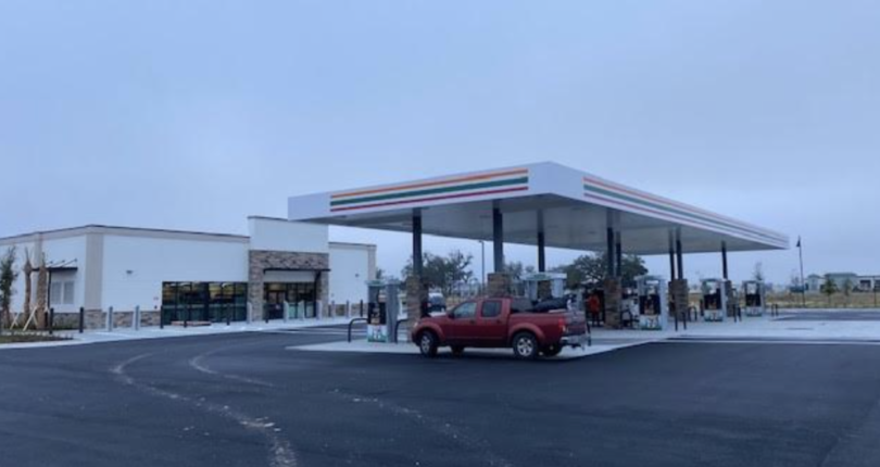 Just Closed! 7-11 in The Villages, FL