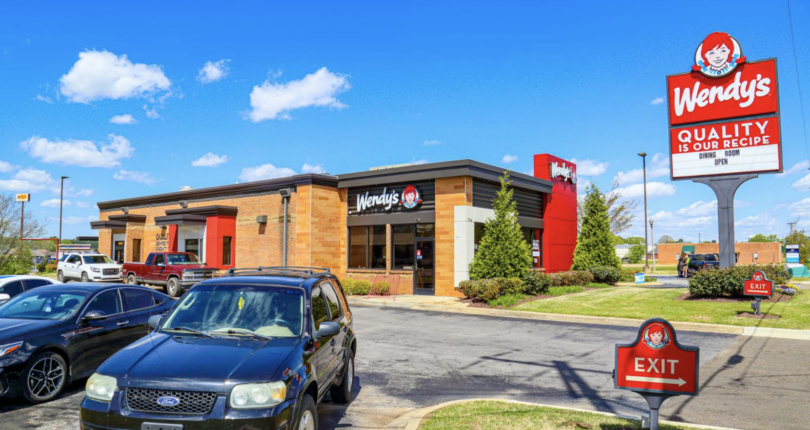 Just Listed! Wendy's 20 Year NNN Lease