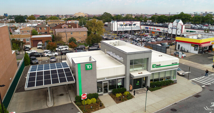 Just Listed! TD Bank NNN Lease – Queens, NY
